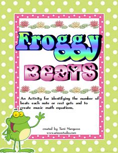 Picture- Froggy Beats