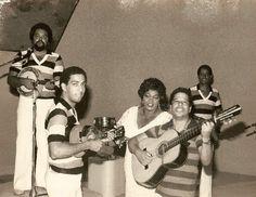 Grupo Fundo de Quintal e Dona Ivone Lara. Você gosta de samba e MPB? Visite o Traço de União - Casa de Brasilidades (SP): www.tracodeuniao.com.br