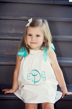 Ribbon Pillowcase Dress / Top Pattern  Baby by EllaFullOfGrace, $7.95