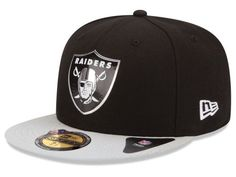 Oakland Raiders New Era 2015 NFL Draft On Stage 59FIFTY Cap Hats