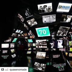Use #letsflyawaybr e apareça no nosso feed! Obrigada  @quasenomade por compartilhar essa imagem! O Museu do Futebol é uma atração muito legal em São Paulo mesmo para quem não curte futebol. Vale a visita! ----------- Use #letsflyawaybr and show up in our feed! Thank you @quasenomade for sharing this image! The Football Museum is a very cool attraction in São Paulo even for those who don't like football. Worth the visit! ---------- #repost #saopaulo #sampa #sp #museudofutebol #futebol #museu…