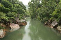 River near Nha Trang #scene #vietnam
