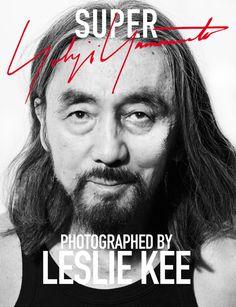 ヨウジヤマモト×レスリー・キー写真集「SUPER YOHJI YAMAMOTO」発売記念の展覧会開催