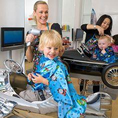 kid hair cut kid #salondesigns