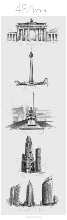 48h Sketches Berlin