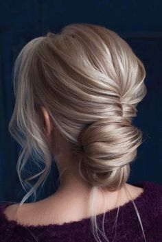Perfect Prom Hair Styles For Short, Medium, And Long Hair ★ See more: http://glaminati.com/prom-hair-styles-inspiration/
