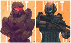 Hunt The Truth Halo 5 Fan Posters - Album on Imgur