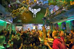 """You cannot miss the most famous phenomena, which are called """"ruin bars"""". These retro pubs – often combined with an open-air taproom - bring the word alternative to a higher level. Transformed from an ..."""