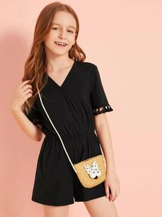 Teenage Girl Outfits, Cute Girl Outfits, Girls Fashion Clothes, Tween Fashion, Teen Fashion Outfits, Little Girl Dresses, Cute Casual Outfits, Outfits For Teens, Cute Outfits For Kids