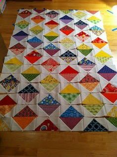 Good and easy way to use all those scraps