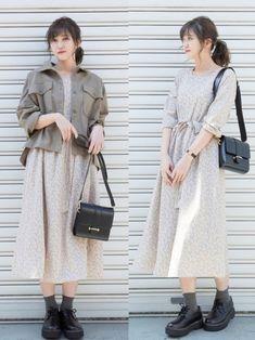 Korean Girl Fashion, Korean Fashion Trends, Korean Street Fashion, Korea Fashion, Japanese Fashion, Ootd Fashion, Asian Fashion, Modest Fashion, Fashion Outfits