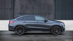 2016 Mercedes-AMG GLE 63 S Coupe (UK-Spec) - Side HD