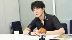Tsuda Kenjirō | 津田 健次郎 Voice Actor, Asian Boys, The Voice, Japanese, Actors, Beautiful Things, Anime, Interview, Asian Guys