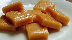 šlehačkové karamelky