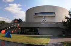 Washington-DC, Hirshhorn Museum and Sculpture Garden