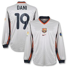 Barcelona football shirt 2002 - 2003 Added on 23/06/12, 00:54