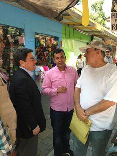 @PachoSantosC Escuchando a las comunidades.