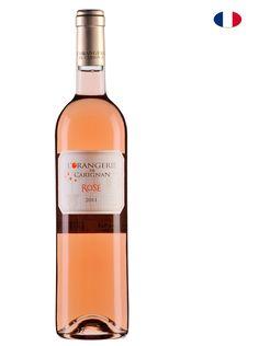 O Carignan é o vinho mais vendido nos restaurantes de Bordeaux. Trata-se de um majestoso castelo do século XI, que foi propriedade do Rei Charles VII e entregue por ele à Jean Poton de Xaintrailles, companheiro de batalhas de Joana d'Arc. Nele se produzem vinhos excepcionais, frutados, finos e aveludados e procedentes de um terroir que privilegia a uva Merlot. Aproximadamente 30% dos vinhedos possuem mais de 40 anos de idadeSobre oL'Orangerie de Carignan Rosé- Conteúdo: 750 ml…