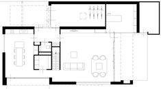 Mario Botta; One-Family House, Pregassona, Switerland