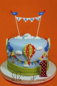 Airballoon cake