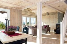 FINN – GOLSFJELLET/NYSTØLFJELLET - Nyoppført hytte med fantastisk beliggenhet.Gr.flate på ca. 160 kvm