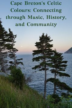 Cape Breton's Celtic Colours: Connecting through Music, History, and Community Celtic Festival, Atlantic Canada, Cape Breton, Newfoundland And Labrador, Tourist Spots, Canada Travel, Nova Scotia, Retirement Ideas, Community