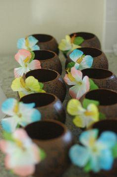 Cocoanut cups