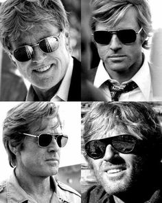 "But Hollywood legends will never grow old. rainorsundance: "" A man and his shades "" Gorgeous Men, Beautiful People, Paul Newman Robert Redford, Actors Funny, Sundance Kid, Old Hollywood Movies, Cinema, Portraits, Best Actor"