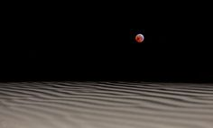 Blood Moon Dune by Cabe Creative on 500px