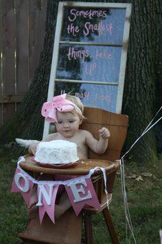 Project Nursery - Girl 1st Birthday Party