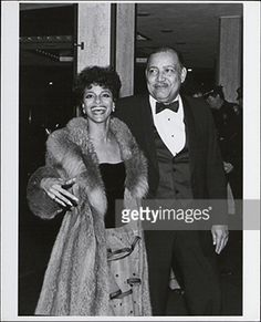 #throwback MARCH 17: with her late father, Andrew Arthur Allen Jr (Photo by The LIFE Picture Collection/Getty Images)