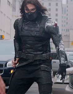 Winter Soldier | Displaying (19) Gallery Images For Sebastian Stan Winter Soldier ...