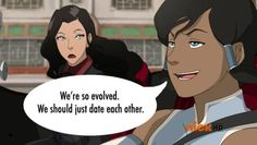 The writers have realized what we've all been saying for ages: Korra and Asami make a good team. Description from gamersledge.com. I searched for this on bing.com/images