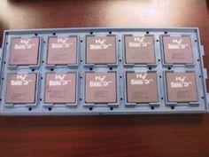 Intel A80486DX-33Mhz Gold Ceramic Processor Chip SX419 i486 A80486 80486 486 by Intel. $14.95