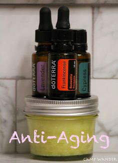 How To Make An Anti-Aging, Anti-Histamine and Peaceful Child Salve
