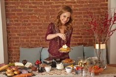 More elegant than a potluck, less fussy than a cocktail party - try an Open House! | GiadaWeekly.com
