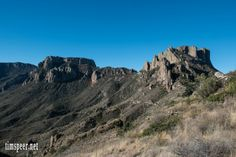 Big Bend National Park. Photography by Tim Speer