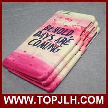 3d Sublimation Phone Case For Iphone 6 Plus 6s Plus