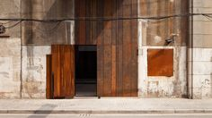 The Waterhouse at South Bund - Luxury Boutique hotel on the South Bund of Shanghai. Us Office, Neri And Hu, Door Hinges, Doors, Store Fronts, Aperture, Architecture, Shanghai, Contemporary