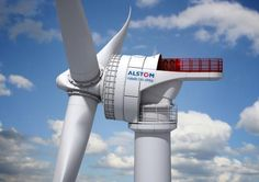 Alstom announced a contract to supply 5 Haliade megawatt (MW) offshore wind turbines for Deepwater Winds Block Island pilot Wind Farm located off the coast of Rhode Island, USA. The project will be one of the first offshore wind farms in the U. Clean Technology, Science And Technology, Offshore Wind Turbines, Offshore Wind Farms, Power Generator, Block Island, Power Energy, Sustainable Energy, Deep Water