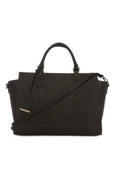 6e222abb7 Black Winged Bag. ArmariosCarterasPrimarkAtuendoCarteras Monederos