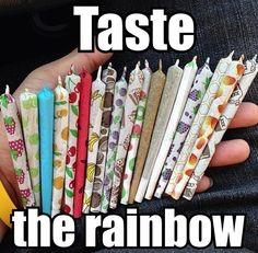 Smoke Weed, Be Happy