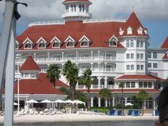 Grand Floridian - Walt Disney World Resort, Florida, USA