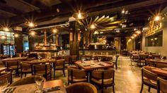 Nogueira's Fire Food sala