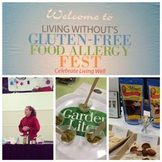 Tampa GFFAFest Recap with Pam from I'm a Celiac! Check out what she found on the show floor!
