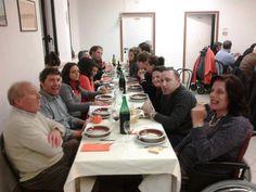 Sabato 17 Novembre è tornata la consueta cena a base di cinghiale presso il Circolo Arci in Loc.Ginestreto a Siena