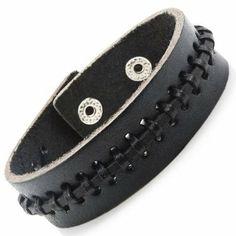 Fabriquer un bracelet de force en cuir