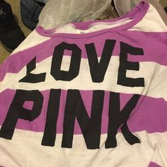 For Sale: Victoria Secret PINK Shirt for $25