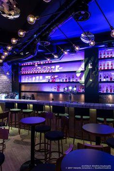 "Bar &Coffee House ""MALL"" Veria Greece ,by Dimitris Koukoudis Architect Mall, Greece, It Works, Coffee, House, Inspiration, Greece Country, Kaffee, Biblical Inspiration"