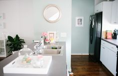 Ashley Rose's Houston Townhouse Tour #theeverygirl